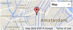 Amsterdam Cafe De Hoek Kahvalti