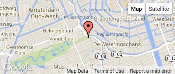 Amsterdam_Vondelpark_Map