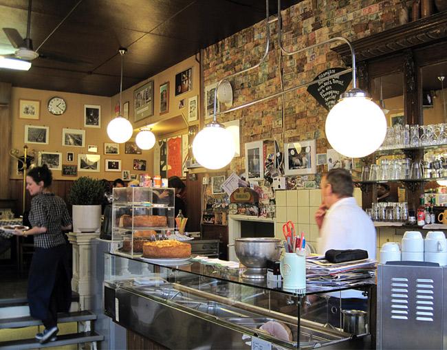 Amsterdam DeHoek'da Kahvaltı