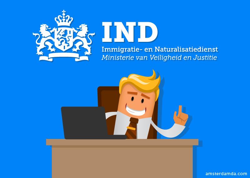 IND Hollanda Göçmenlik Bürosu