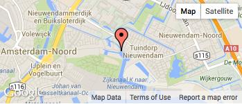 Nieuwendammerdijk_Map