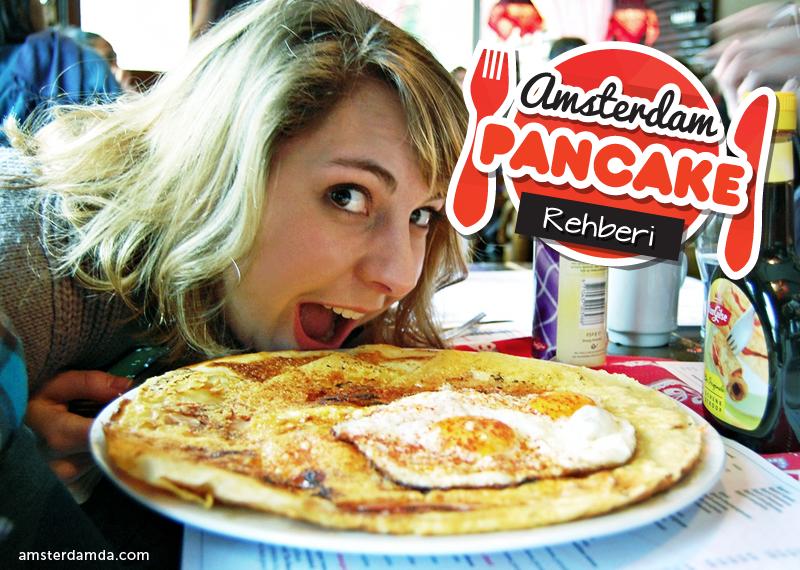 Amsterdam Pancake Rehberi
