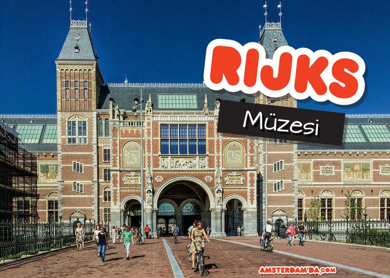 Amsterdam Rijks Müzesi