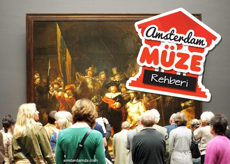 Amsterdam Müze rehberi