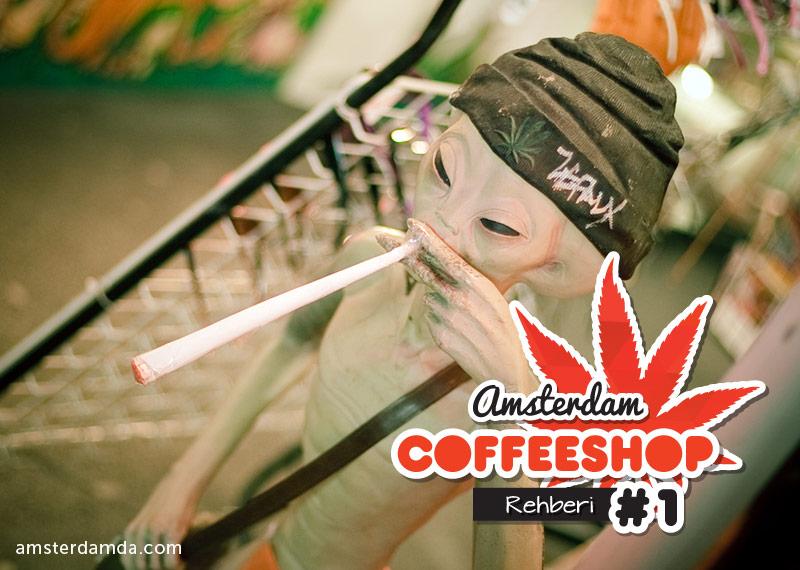 Amsterdam Coffeeshopları