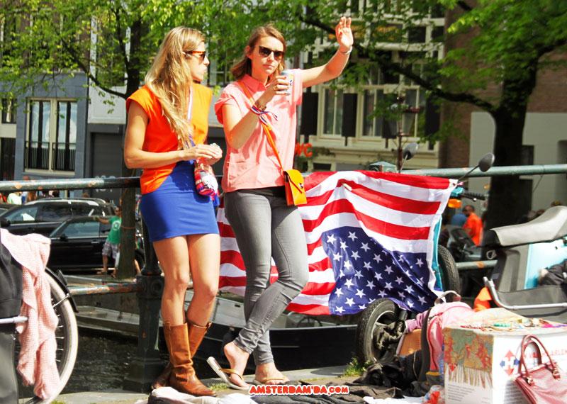 Amsterdam kadınları
