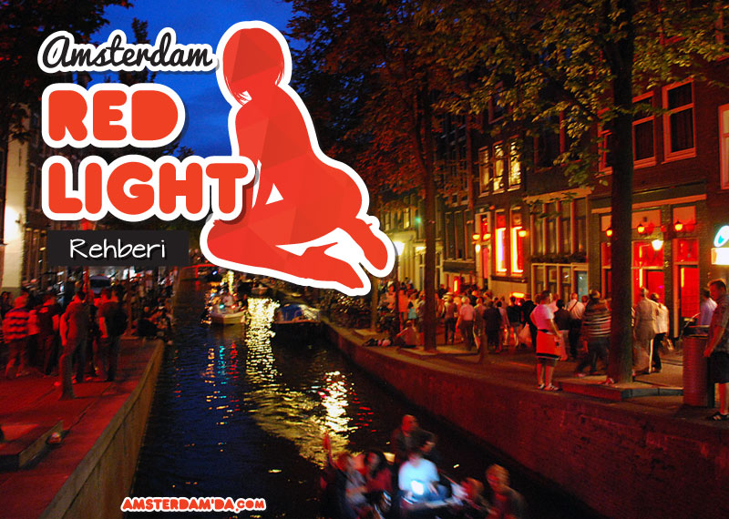 Amsterdam Red Light District Rehberi