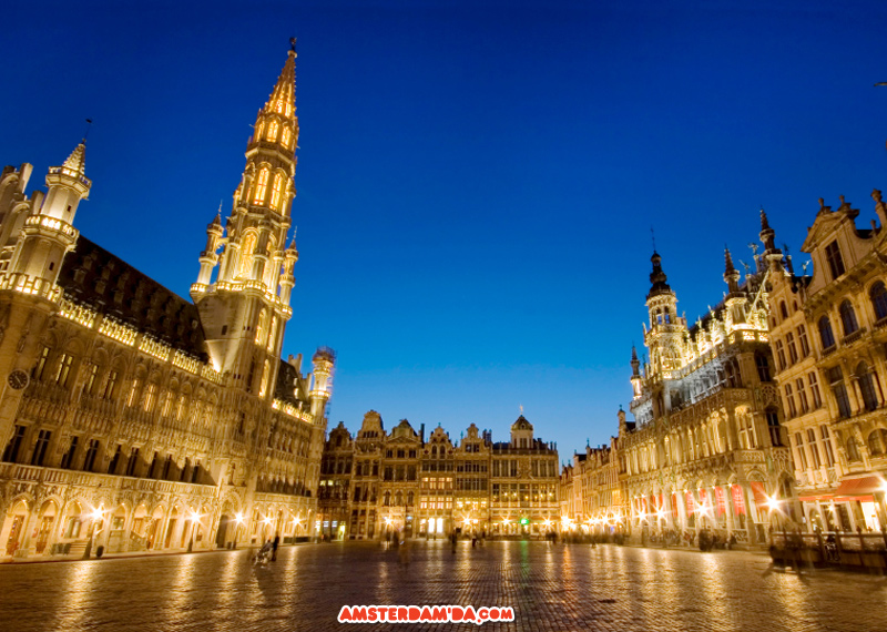 Tarihi Brüksel Meydanı