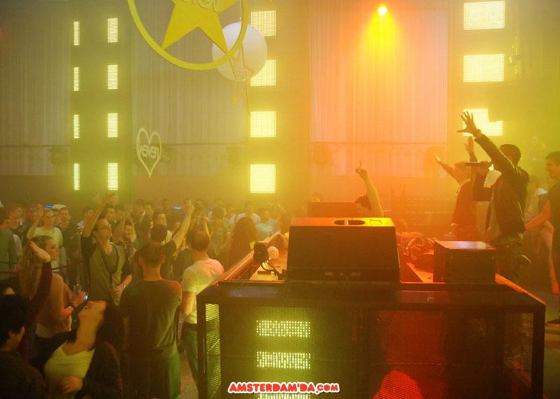 Escape Gece Kulübü AMsterdam