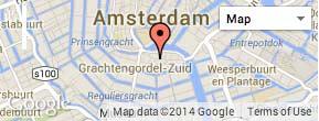 Amsterdam Escape Harita