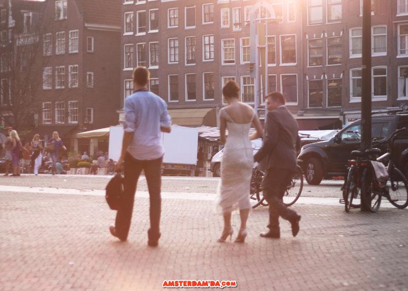 Amsterdamda Evlilik