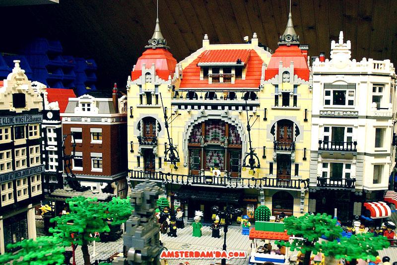 Amsterdam Lego Rembrandtplein