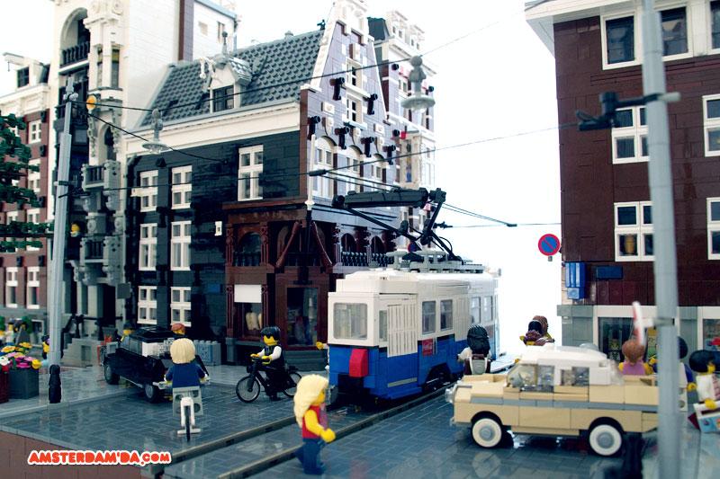 Lego Amsterdam Keizersgracht